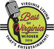 Harpers Ferry Adventure Center Best of Virginia 2016 award